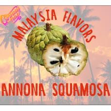 Сахарное яблоко Малазийские ароматизаторы / Annona squamosa Malaysia flavors для самозамеса